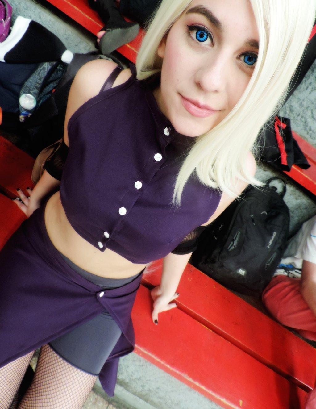 Ino Yamanaka Cosplay Which Would Make You Drool - Naruto THO